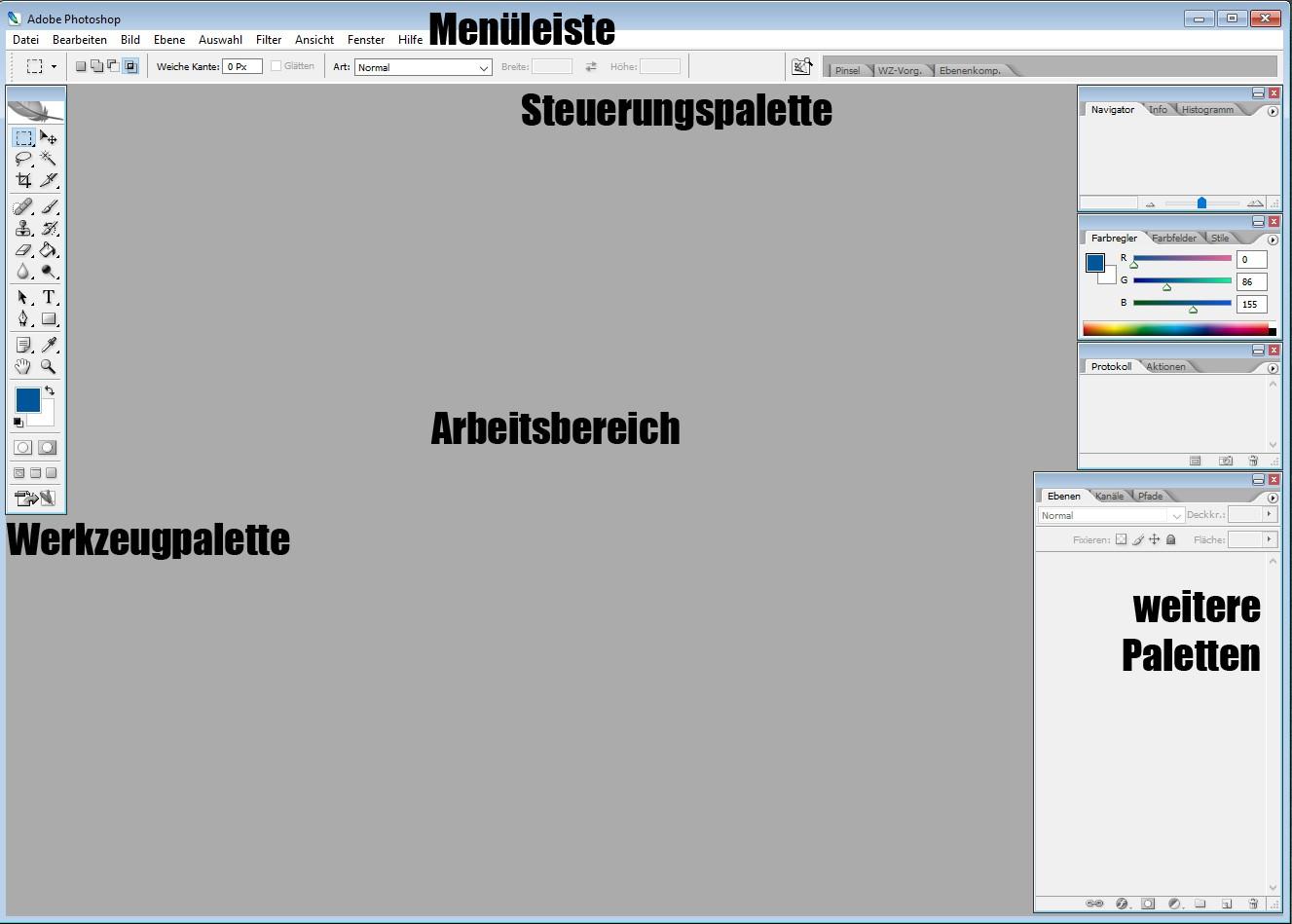1 Photoshop Anleitung  CS2
