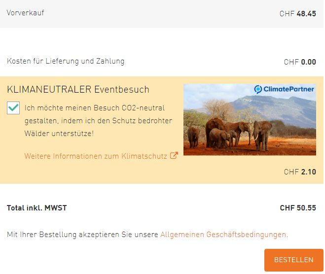 Klimaneutraler Eventbesuch Ticketino Climatepartner-1